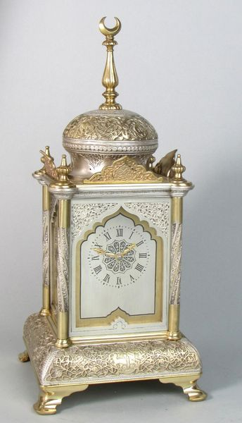 Delepine (attrib.) Ottoman Carriage Clock
