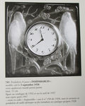 Quatre Perruches Clock with 8 Day Movement (France)